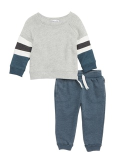 Splendid Sweatshirt & Sweatpants Set (Baby)