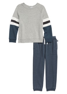 Splendid Sweatshirt & Sweatpants Set (Little Boys)