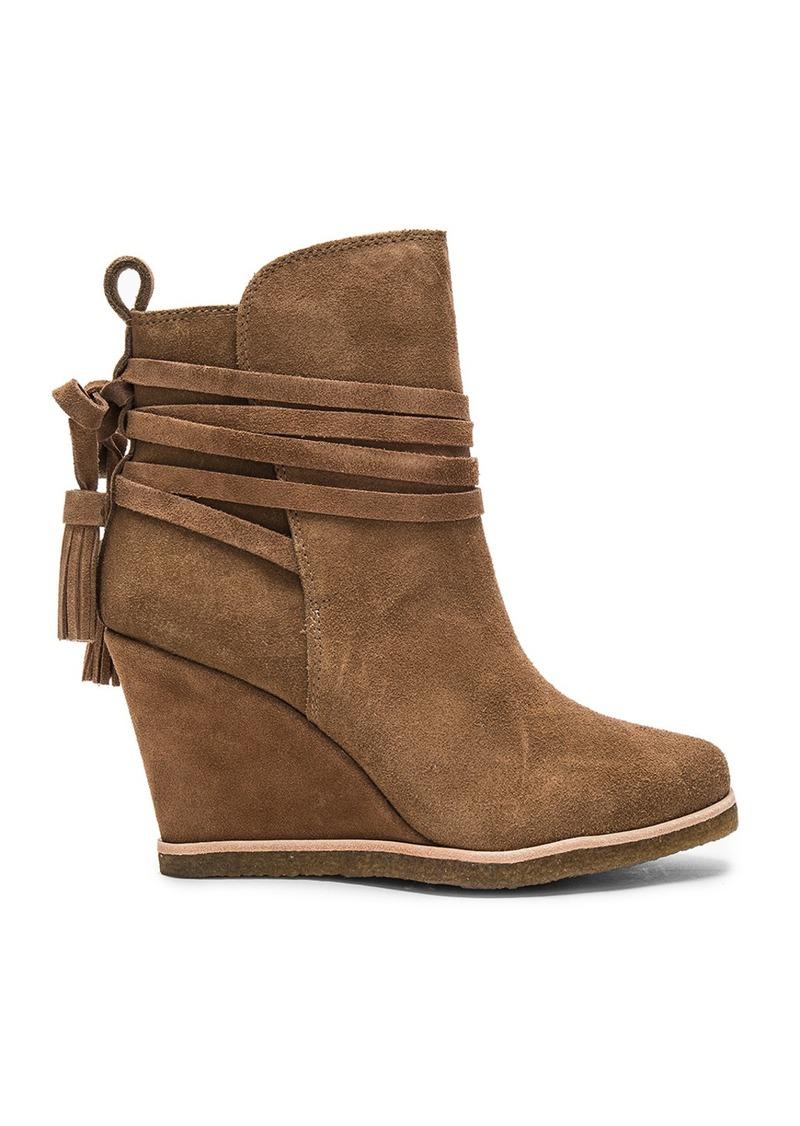 Splendid Tabitha Wedge Heel Bootie