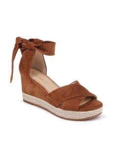 Splendid Terrence Ankle Wrap Wedge Sandal (Women)