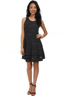 Splendid Terry with Lattice Trim Dress