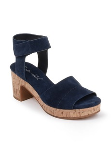 Splendid Thatcher Platform Ankle Strap Sandal (Women)
