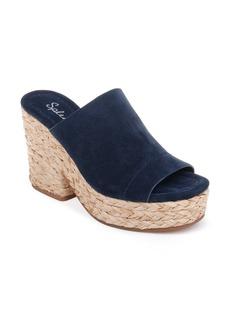 Splendid Theodore Open Toe Platform Slide Sandal (Women)