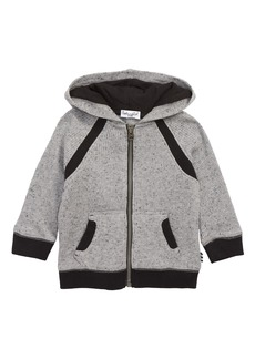 Splendid Thermal Zip Hoodie (Baby Boys)