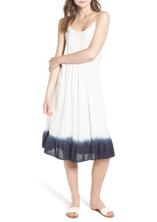 Splendid Tie Dye Ruffle Dress