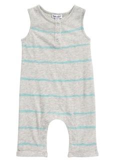 Splendid Tie Dye Stripe Romper (Baby)