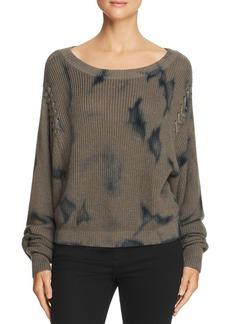 Splendid Tie-Dye Sweater