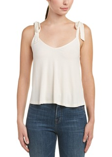 Splendid Tie-Shoulder Tank
