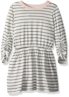Splendid Girls' Toddler Yarn Dyed Stripe Dress