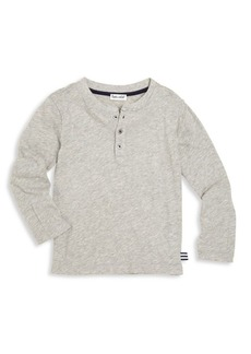 Splendid Toddler's & Little Boy's Always Slub Jersey Henley