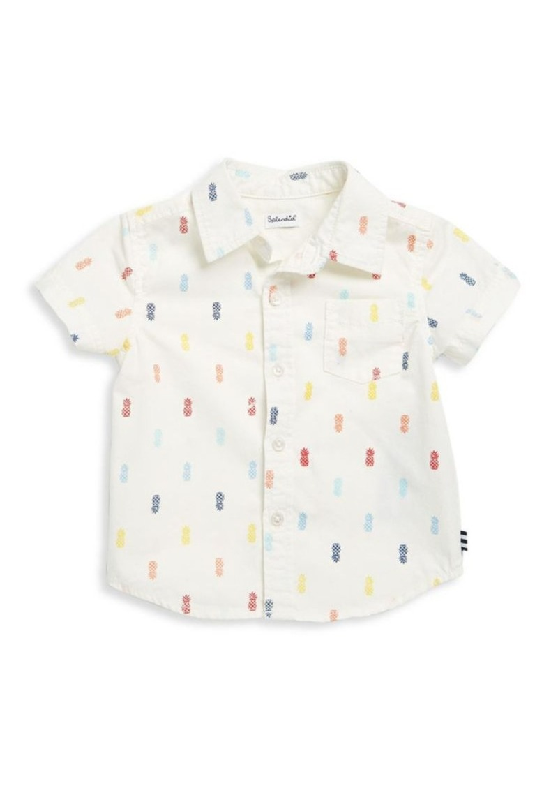 ce14b51a265 SALE! Splendid Splendid Toddler s   Little Boy s Pineapple-Print Shirt