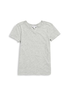 Splendid Toddler's & Little Boy's Splitneck Tee
