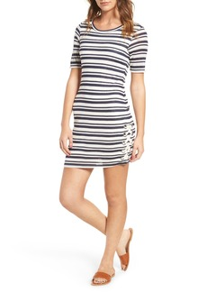 Splendid Topsail Stripe Body-Con Dress