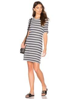 Splendid Topsail Stripe Shirt Dress
