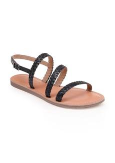 Splendid Truman Braided Slingback Sandal (Women)