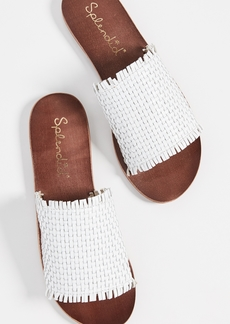 Splendid Truth Woven Slide Sandals