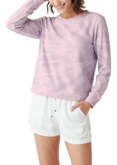 Splendid Twilight Tie Dye Sweatshirt