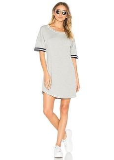 Splendid Varsity Dress in Gray. - size M (also in L,XS)