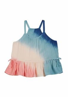 Splendid Voile Tie Dye Tank Top  Size 7-14