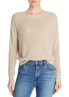 Splendid Warner Ribbed Raglan Sweater