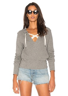 Splendid Warwick Active Sweatshirt in Gray. - size M (also in S,XS)