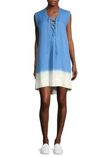 Splendid Westport Lace-Up Dress