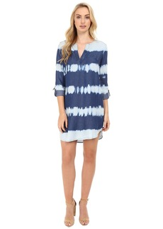 Splendid Wilder Tencel Dip Dye Dress