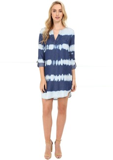 Splendid Wilder Tencel Dip Dye Dress
