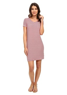 Splendid Winward Stripe Micro Stripe Dress
