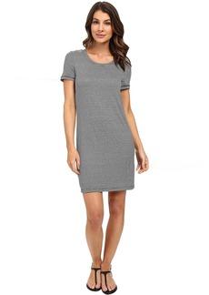 Splendid Winward Stripe Micro Stripe Dress