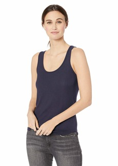 Splendid Women's 2x1 Rib Sleeveless Tank Top