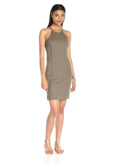 Splendid Women's 2x1 Rib Tank Dress