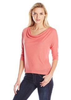 Splendid Women's 3/4 Sleeve Slouch Top