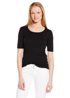 Splendid Women's 3/4 Sleeve Sweatshirt Inspired Top  Medium