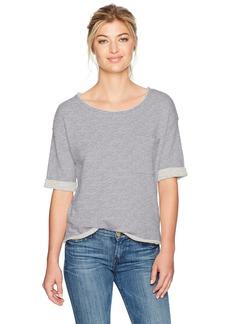 Splendid Women's Active Ss Sweatshirt heathergrey M