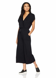 Splendid Women's Active Surplice Jumpsuit  xs