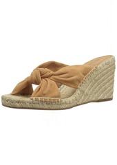 Splendid Women's Bautista Wedge Sandal tan  Medium US
