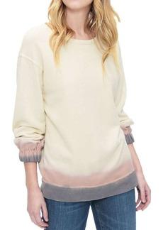 Splendid Women's Blouson Sleeve Pullover