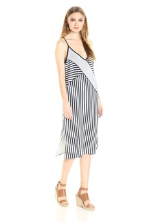Splendid Women's Boardwalk Stripe Dress  XS