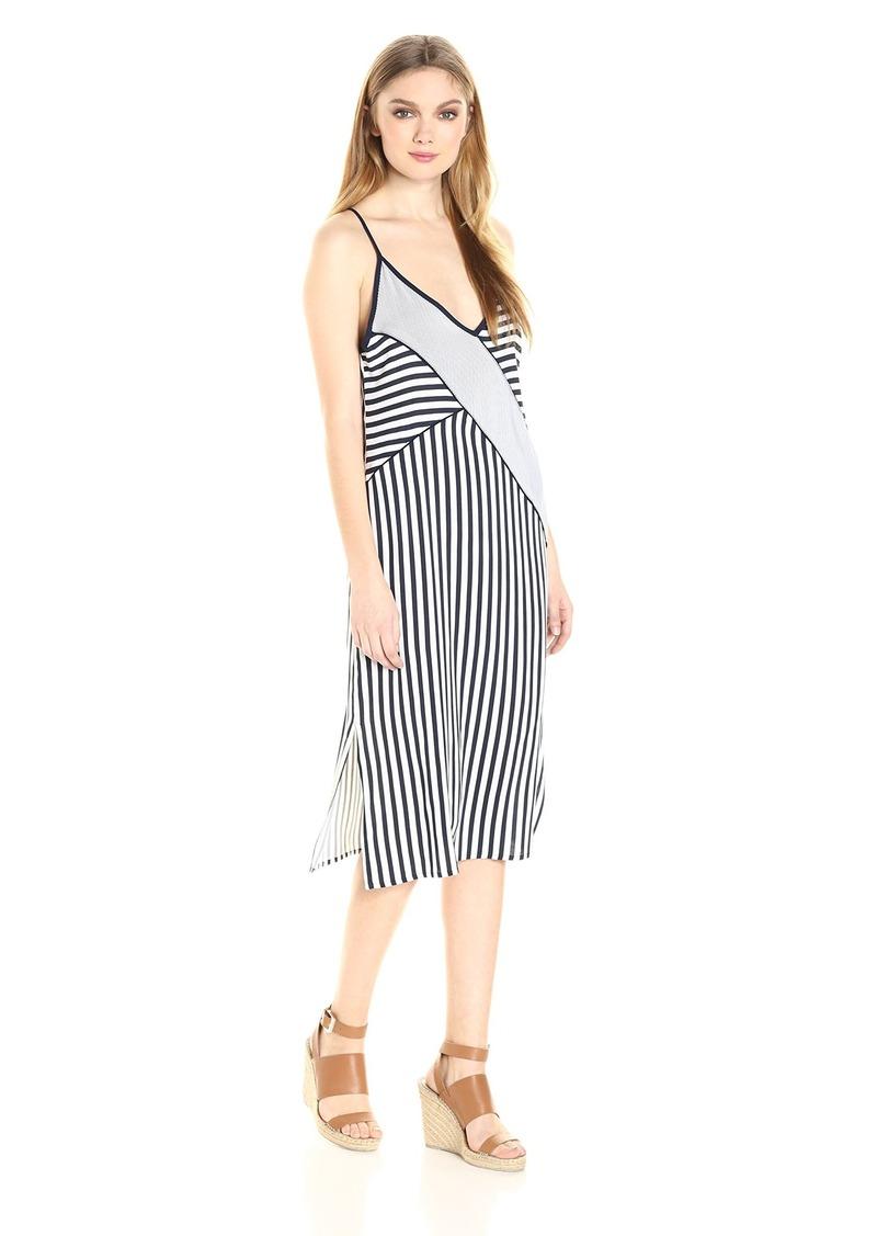 Splendid Women's Boardwalk Stripe Dress  XS