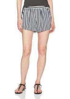 Splendid Women's Boardwalk Stripe Shorts  S