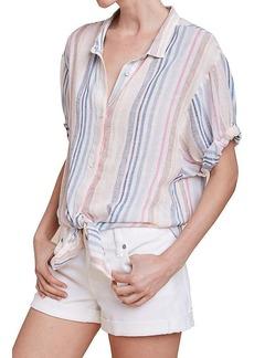 Splendid Women's Boyfriend SS Shirt