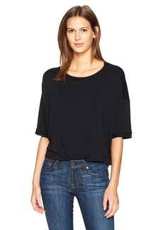 Splendid Women's Brushed Super Soft French Terry Top  S