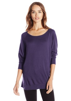 Splendid Women's Cashmere Blend Dolman Sweater