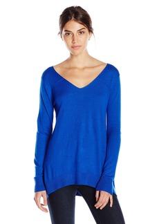 Splendid Women's Cashmere Blend Tunic Sweater