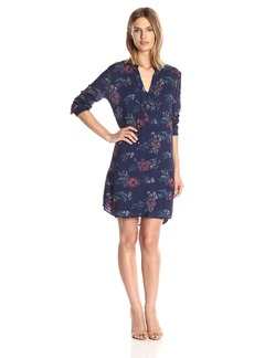 Splendid Women's Cindelle Floral Print Dress  L