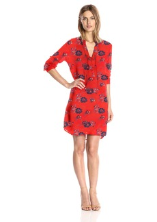 Splendid Women's Cindelle Floral Print Dress  S