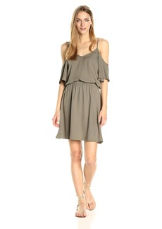 Splendid Women's Cold Shoulder Dress  M