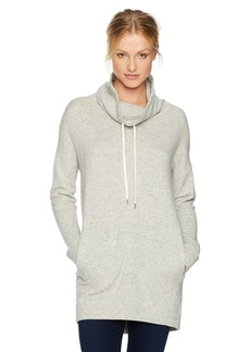 Splendid Women's Cowl Neck Pullover Sweater