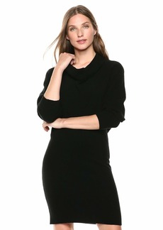 Splendid Women's Cowl Neck Sweater Dress  L